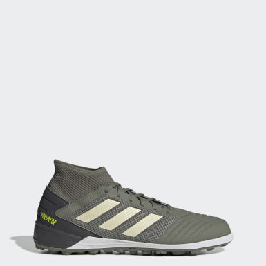Fodbold Grøn Predator TAN 19.3 Turf støvler