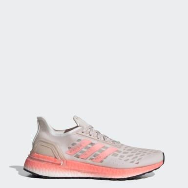 Chaussure Ultraboost PB Rose Femmes Running