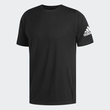 Playera FreeLift Sport Ultimate Solid Negro Hombre Training