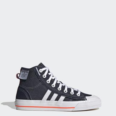 Sapatos Nizza Hi RF Branco Originals