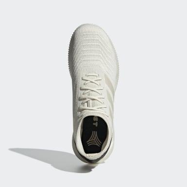 Tenis Predator 19.1 Beige Hombre Fútbol