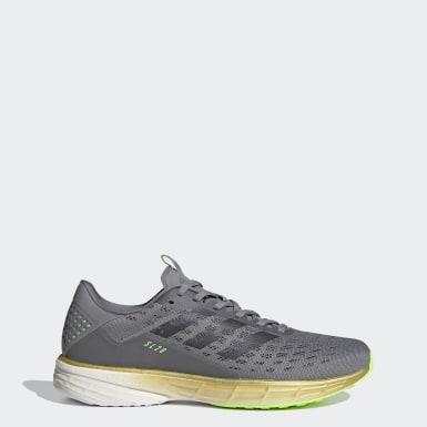 ผู้ชาย วิ่ง สีเทา รองเท้า SL20