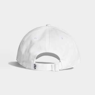 Originals สีขาว หมวกเบสบอล Trefoil