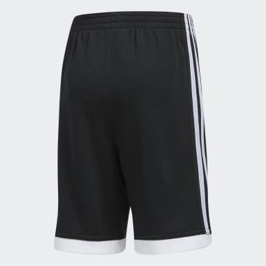 Youth Training Black Speed 18 Shorts