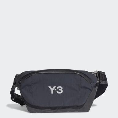 Y-3 Sort Y-3 CH1 Reflective bæltetaske