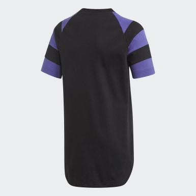 Boys Yoga Sort Paul Pogba T-shirt