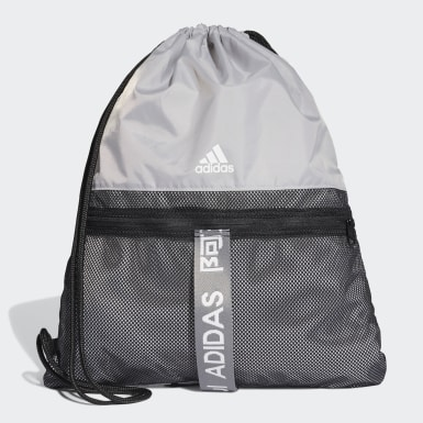 Training Grey 4ATHLTS Gym Bag