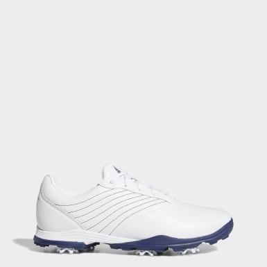 Sapatos Golfe Adipure DC2 Branco Mulher Golfe