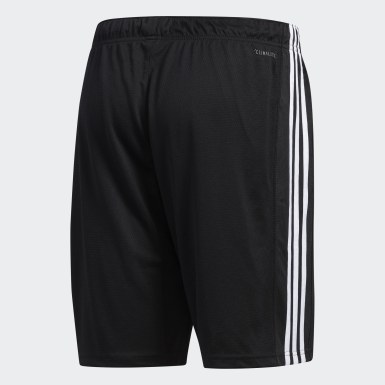 Bermuda Knit 3S Essentials 2 Preto Homem Training