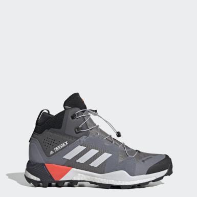 Men TERREX Grey Terrex Skychaser XT Mid GORE-TEX Shoes