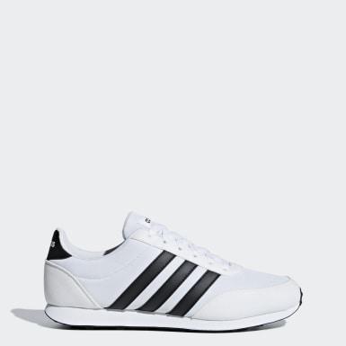 Erkek Sport Inspired Beyaz V Racer 2.0 Ayakkabı