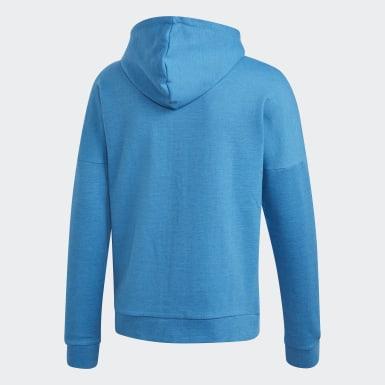 Men Athletics Turquoise ID Stadium Jacket