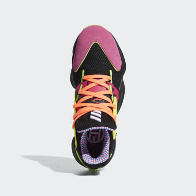 Sapatos Harden Vol. 4 Preto Mulher Basquetebol