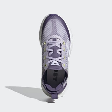Youth 8-16 Years Running Purple RapidaLux Shoes