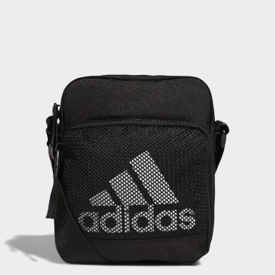 Training Black Amplifier Festival Crossbody Bag