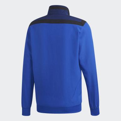 Mænd Træning Blå Tiro 19 Presentation jakke