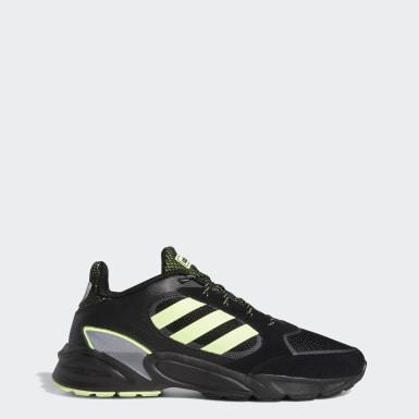 Essentials Black 90s Valasion Shoes