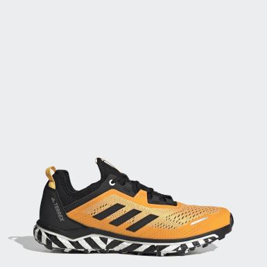 Sapatos Flow TERREX Agravic Dourado Homem TERREX