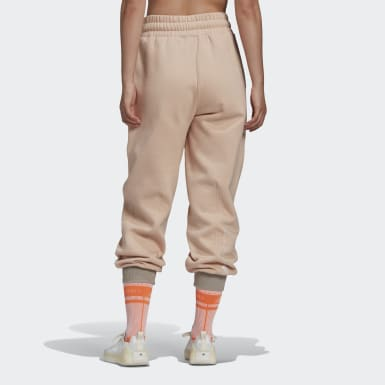Frauen adidas by Stella McCartney adidas by Stella McCartney Jogginghose Beige