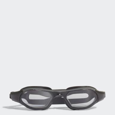 Gafas de natación persistar 180 unmirrored junior Gris Niño Natación