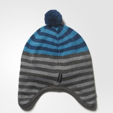 Шапка-бини Stripy Peruvian