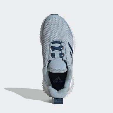 Sapatos FortaRun Azul Criança Running