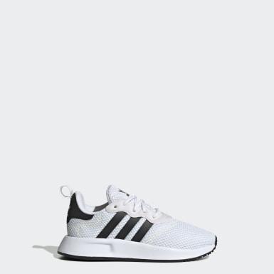 Chaussure X_PLR S Blanc Enfants Originals