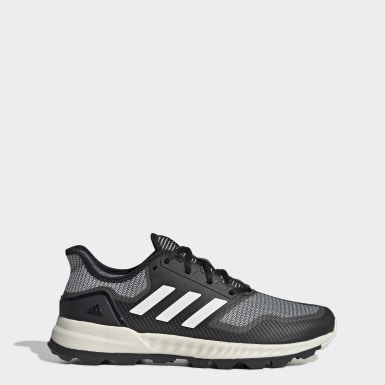 Sapatos de Hóquei Adipower Preto Hóquei Em Campo