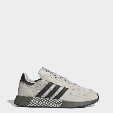 Originals Grey Marathon Tech Shoes