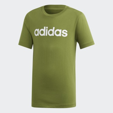 Camiseta Logo Essentials Linear