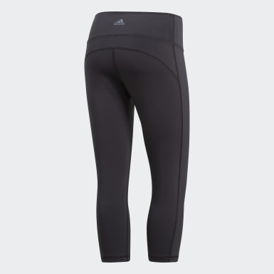 Tight 3/4 Believe This High-Rise Nero Donna Yoga