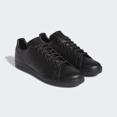 Originals Black Pharrell Williams Stan Smith Shoes