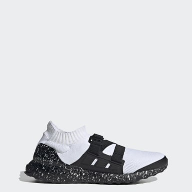 Originals White HYKE Ultraboost AH-001 Shoes