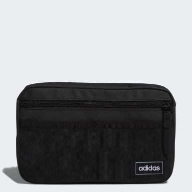 Sport Inspired Black Street Organizer Bag