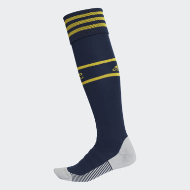 Football Blue Arsenal Third Socks