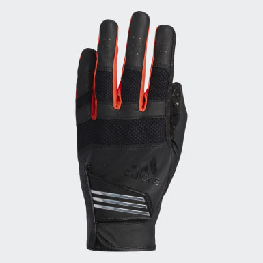 Men Golf Black Powergrip Glove