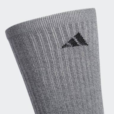 Men's Running Grey Climalite X 2.0 Mid Crew Socks 2 Pairs