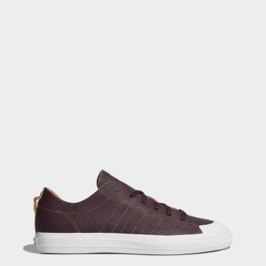Originals Burgundy Nizza RF Shoes