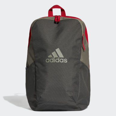 Training Groen Parkhood Backpack