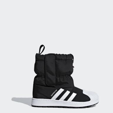 черный Зимние ботинки Superstar