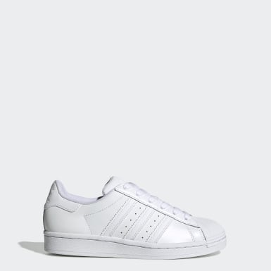 Tenis Superstar Blanco Niño Originals