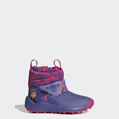 Children Training Purple Frozen ActiveSnow WINTER.RDY Snow Boots