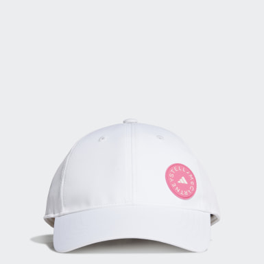adidas by Stella McCartney Cap Bialy