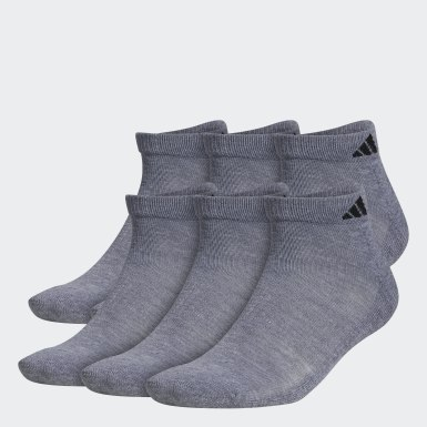Athletic Low-Cut Socks 6 Pairs