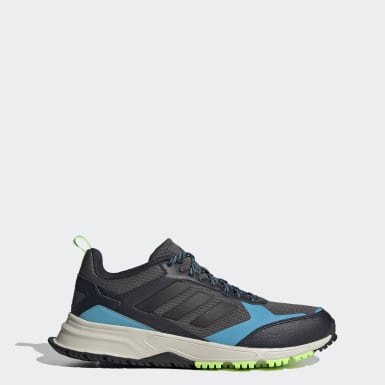 Men Running Blue Rockadia Trail 3.0 Shoes