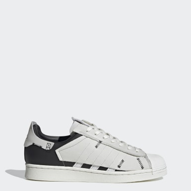 Men's Originals White Superstar WS1 Shoes