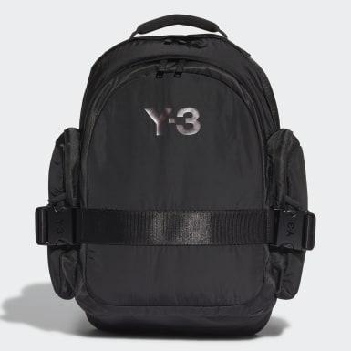 Y-3 Svart Y-3 CH2 Backpack
