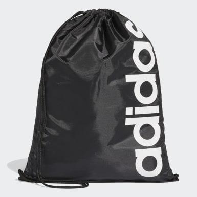 Bolsa deportiva Linear Core (UNISEX) Negro Essentials