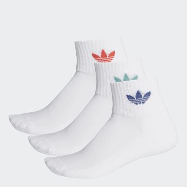 ถุงเท้าความยาวครึ่งแข้ง (3 คู่)