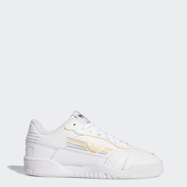 Originals Hvid Carrera Low Pride sko